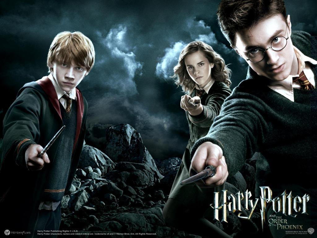 Великобритания: «Гарри Поттер» - бум