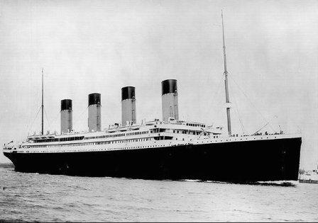 Великобритания: возвращение «Титаника»