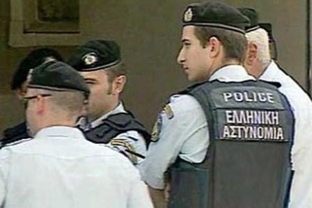 Греция: полицейский «напрокат»