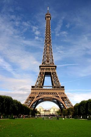 Франция: доступ на Эйфелеву башню ограничен