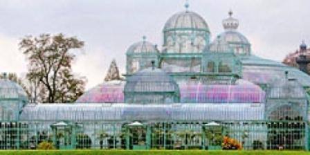 Бельгия: Королевские оранжереи