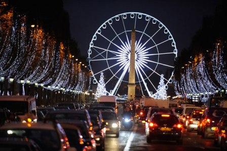 Франция: открытие Тронной ярмарки