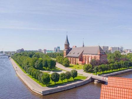 Россия: в Калининграде появится «Янтарная деревня»
