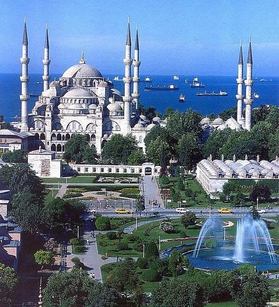 Турция: 5 замечательных вещей, которые нужно сделать в Стамбуле