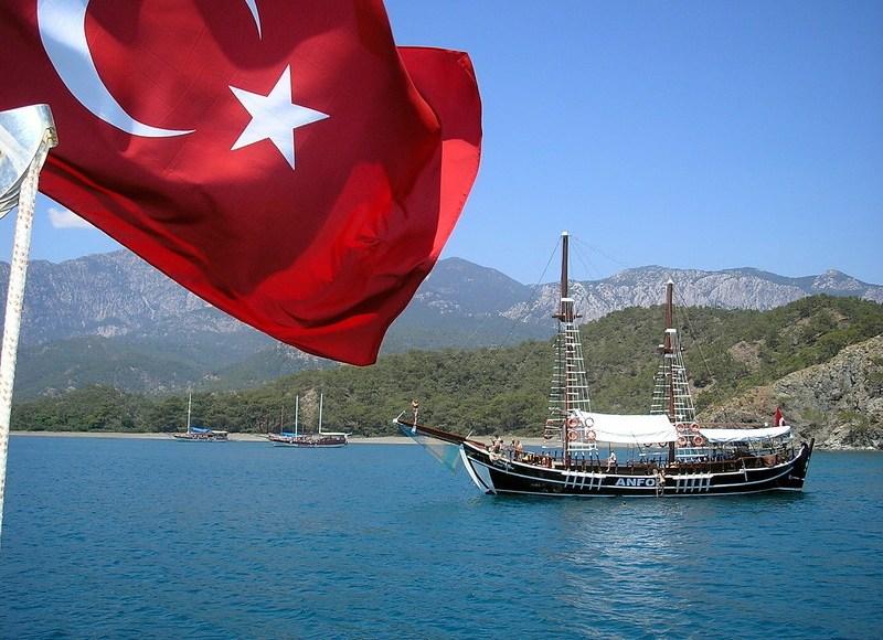 Турция: и отдых и спорт