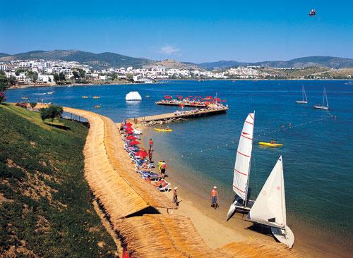Турция: туристический центр Бодрума