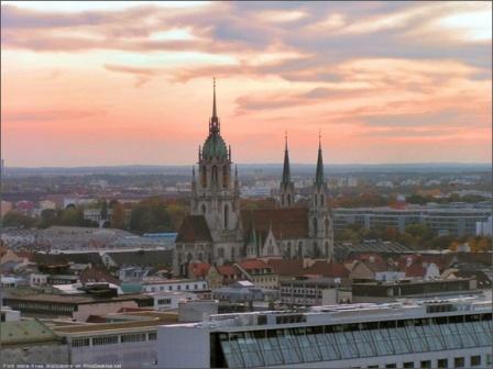 Германия: самые посещаемые достопримечательности