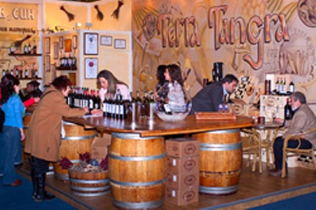 Чехия: выставка истории виноделия