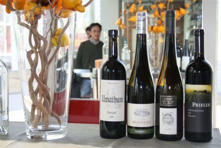 Австрия: дегустация лучших вин