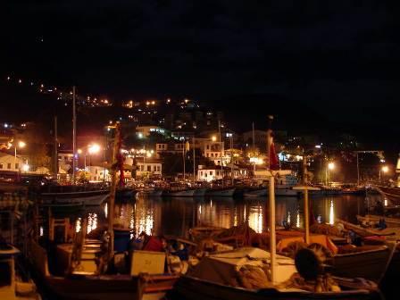 Турция: туманный свет богемного Каша