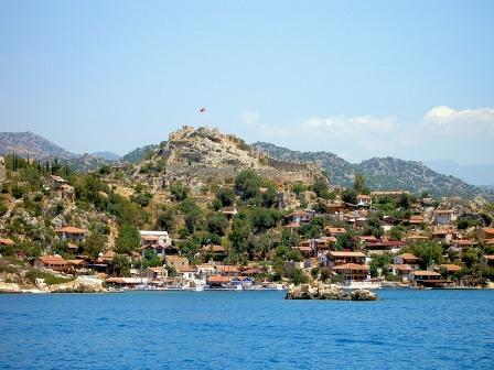 Турция: под водой и на скалах