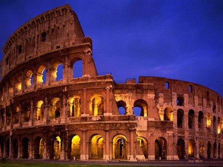 Италия: ночные экскурсии по Колизею
