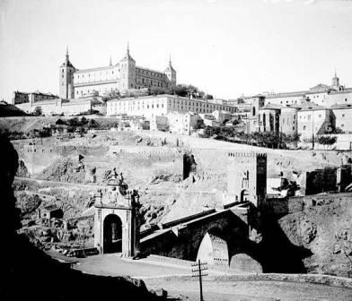 Толедо - старая столица Испании