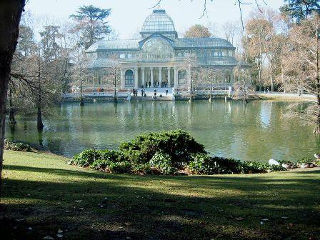Маршрут 4: Пасео-дель-Прадо — парк Ретиро